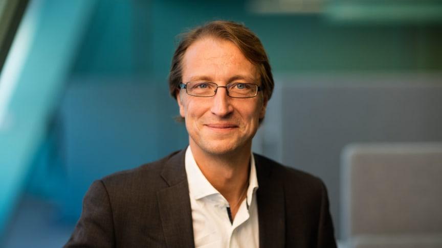 Jörgen Hultmark, Forsens affärsenhetschef för region East Sweden.