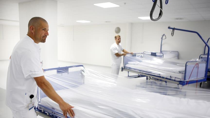 Dansk software ruller ud med ekspresfart på svenske hospitaler