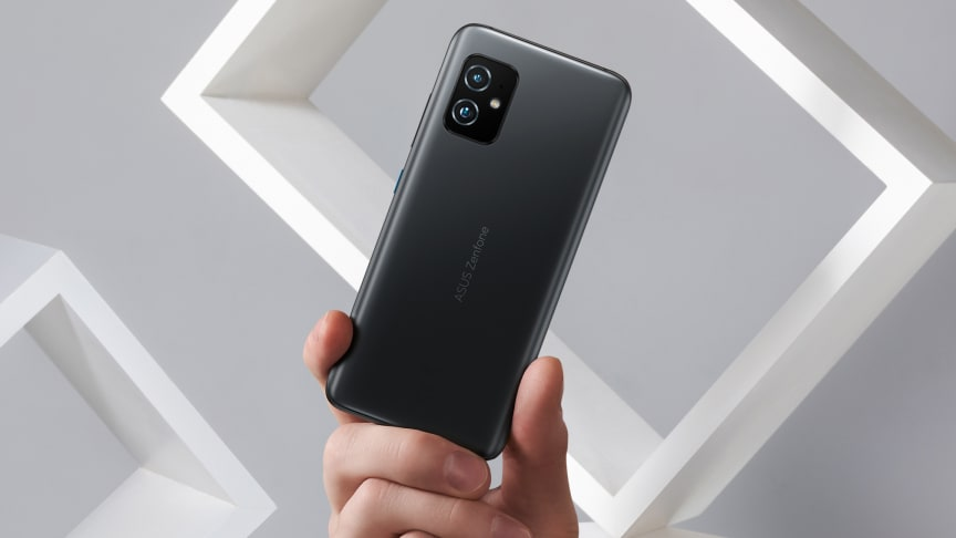 ASUS Announces All-New Zenfone 8