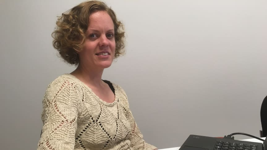 Anna-Thekla Tonjer er prosjektleder i Elverum Vekst (Foto: Elverum Vekst)