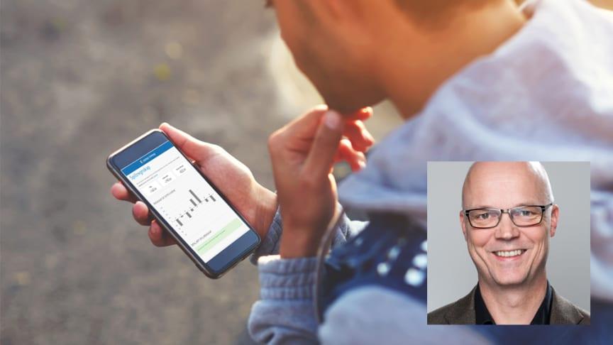 Bjørn Helge Hoffmann (innfelt), er fagsjef for ansvarlig spill i Norsk Tipping.