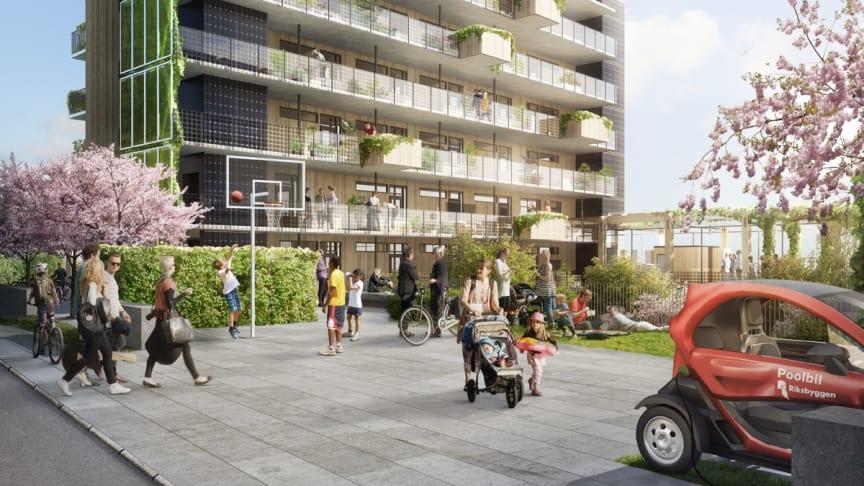 Frukostseminarium: Bygga med klimatförbättrad betong