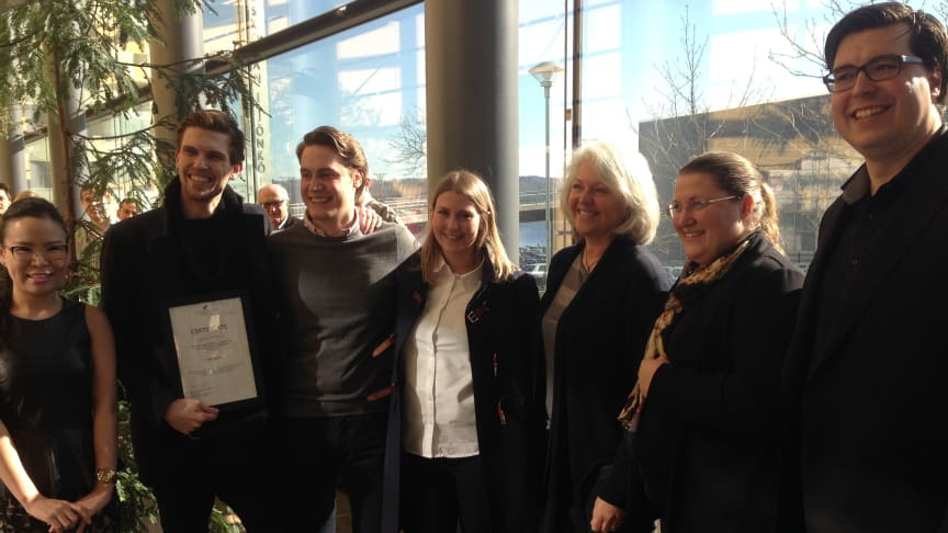 JIBS studenter hjälper svenska företag expandera