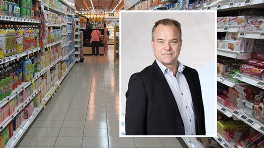 Securitas vd, Joachim Källsholm efterfrågar långsiktiga ekonomiska lösningar från regeringen. Foto: Securitas Sverige AB.