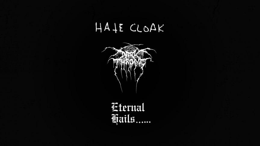 Darkthrone - Hate Cloak - ny video!