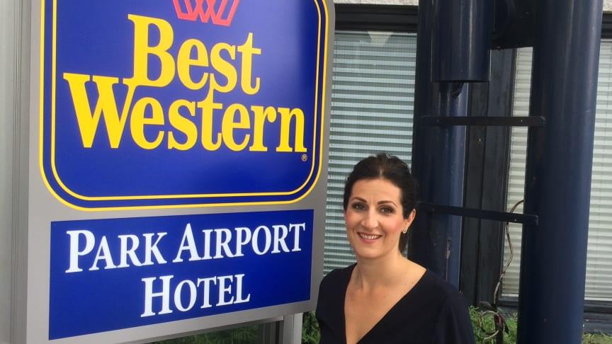 BEST WESTERN Park Airport Hotel rustar för framtiden och totalrenoverar.