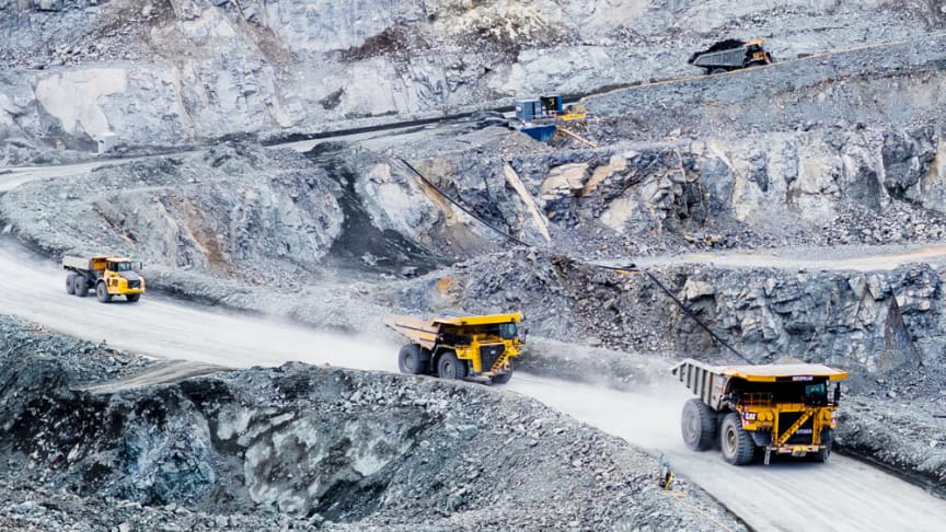 Vattenfall and Kaunis Iron in a new partnership concerning electrified fossil-free mining operations