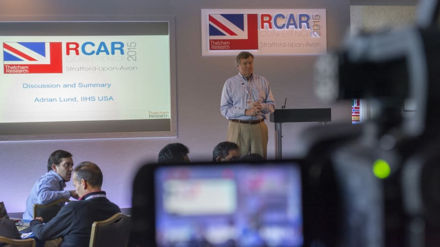 Thatcham Gathers International Expertise Together in the UK