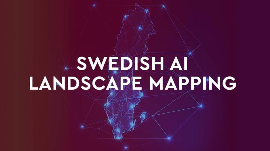 Swedish AI Landscape mapping. Bild: Ignite Sweden.