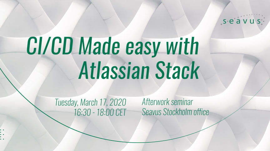 CI/CD Made easy with Atlassian Stack