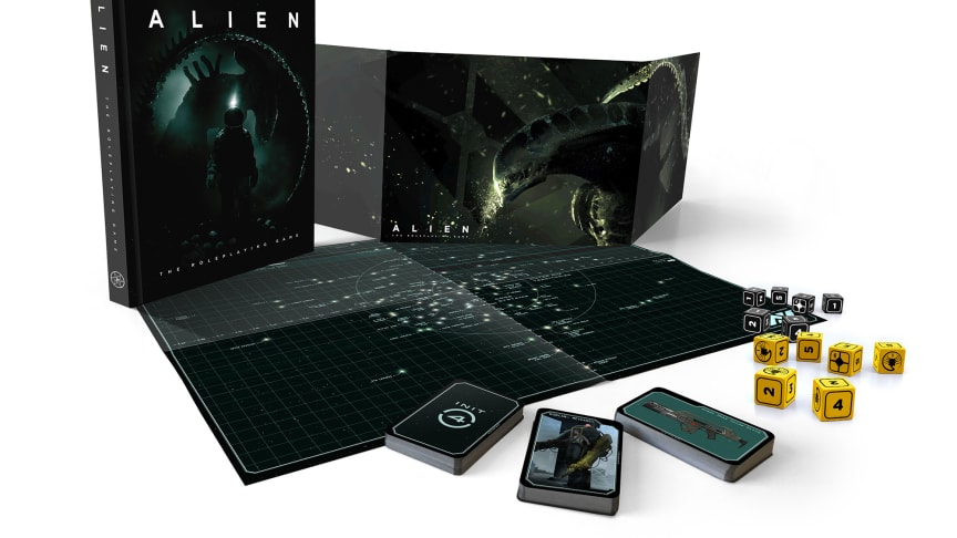 The ALIEN Roleplaying Game Pre-Order Bundle