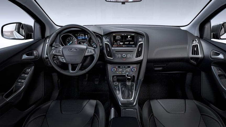 Ford lanserer parkerings- og radio-app for SYNC AppLink