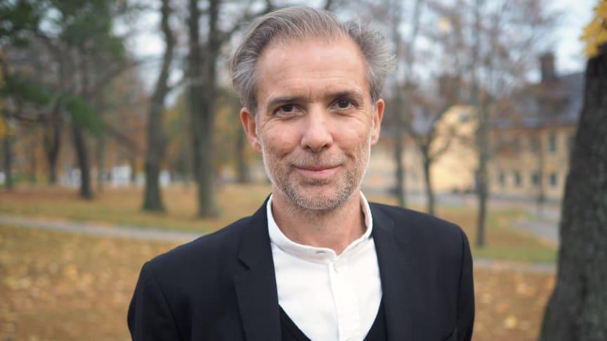 Jonas Olsson har utsetts till ny vd för SVID, Stiftelsen Svensk Industridesign.