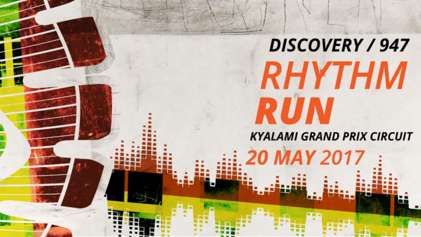 Joburg to host Discovery 947 Rhythm Run in May