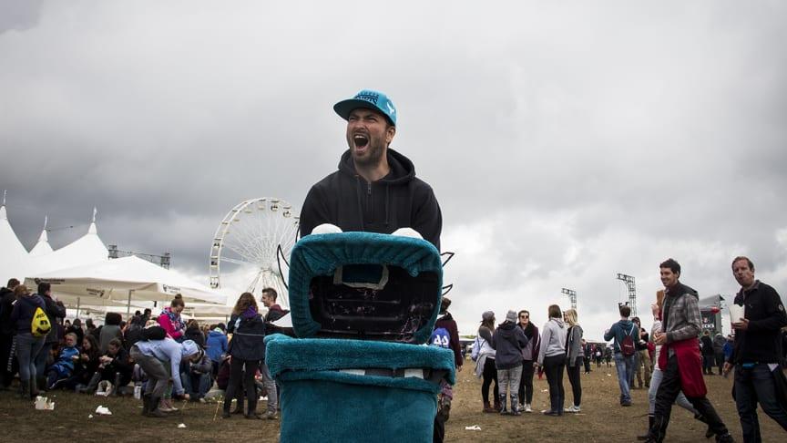 Viva con Agua erzielt Spendenrekord auf FKP Scorpio Festivals