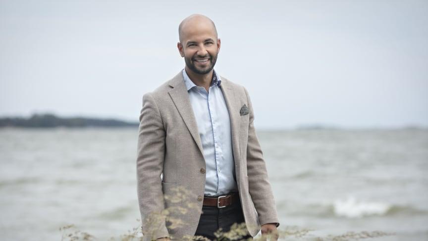 Ilari Abdeen ny VD för Kivra Oy i Finland