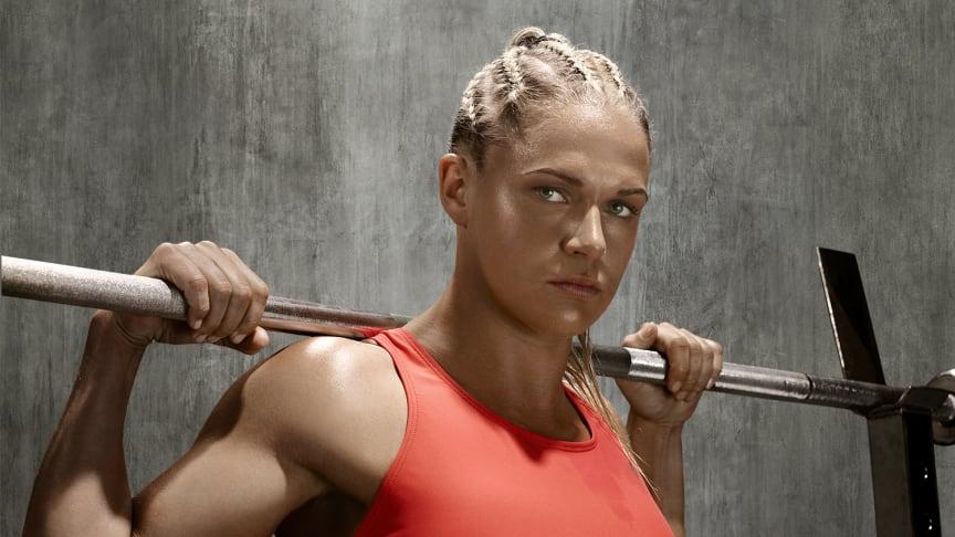 Boxningsstjärnan Frida Wallberg ny SOC-ambassadör