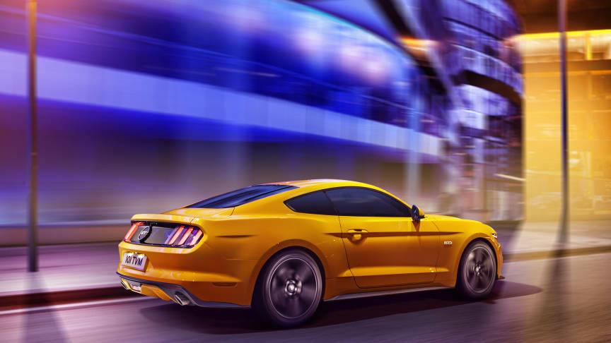 Ford lanseeraa tänä vuonna Euroopassa uusia tuotteita ahkerammin kuin koskaan – tulossa katumaastureita, suorituskykyisiä autoja ja kehittynyttä teknologiaa