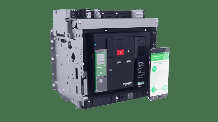 Masterpact™ MTZ effektbryter fra Schneider Electric får nye funksjoner