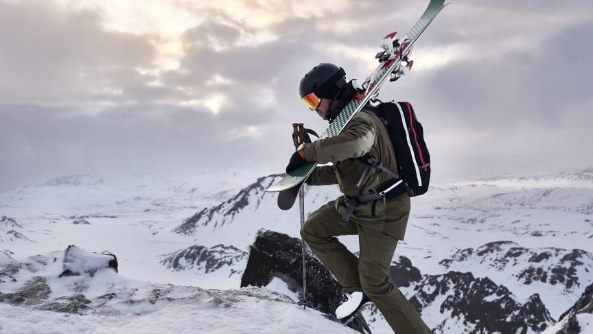 Mit den neuen Wintersport-Apps ist die fēnix 6 der zuverlässige Begleiter für den Berg.