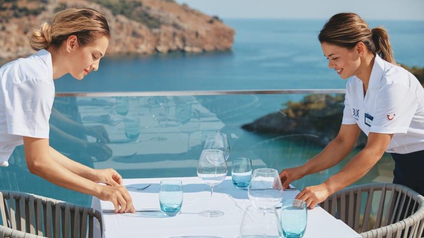 Nu inför TUI nya rutiner för sina hotell