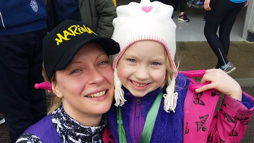 Local runner raises funds to help conquer stroke