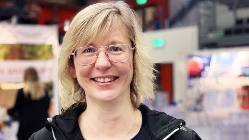 Monica Pettersson, projektledare för Nolia Karriär.