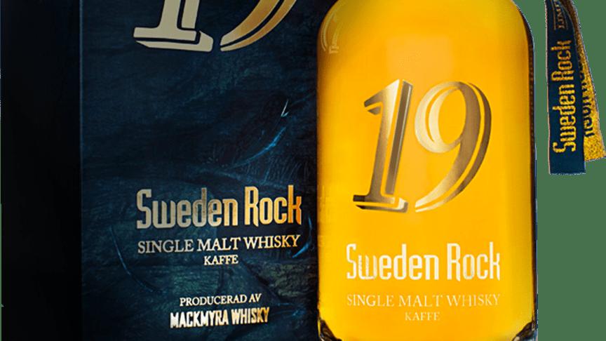 För femte året i rad släpper Sweden Rock en unik single malt whisky. Detta året med smaken av gemenskap; nämligen kaffe.