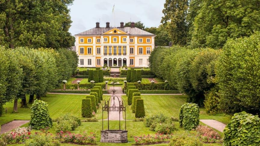 Julita gård ligger i hjärtat av Sörmland, 25 km utanför Katrineholm, och ägs av Stiftelsen Nordiska museet. Foto: Nordiska museet.