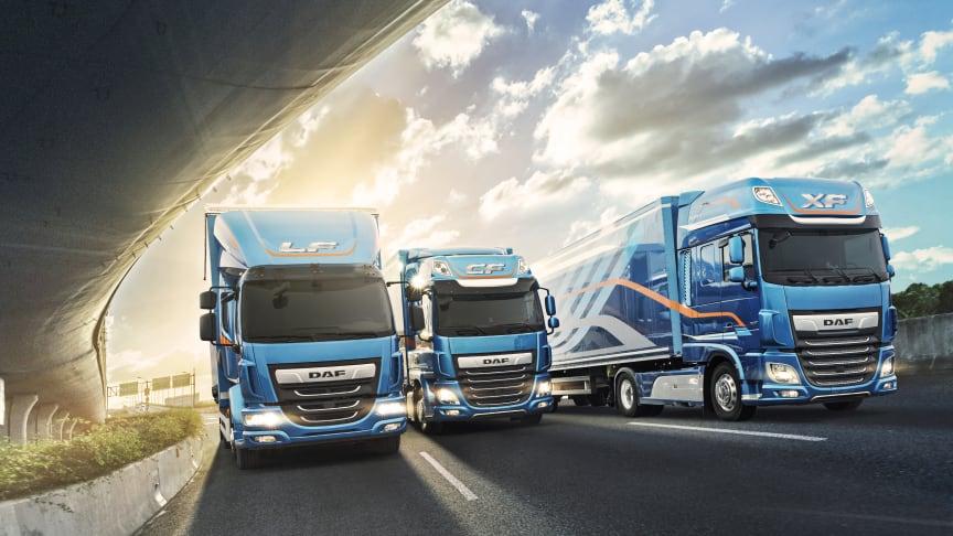 Nya AEBS-3 för DAFs LF-, CF- och XF-lastbilar