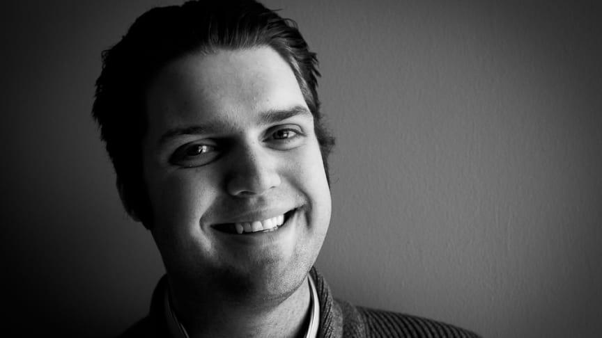 Anders Walls Confidencen-stipendium till skönsjungande tenor