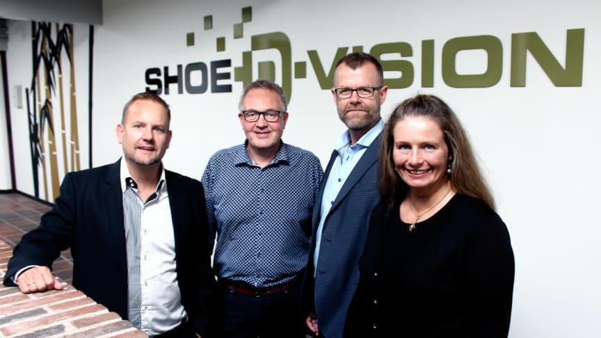 Shoe-d-vision, der er central indkøbsorganisation for skokæderne Skoringen, zjoos samt en række ECCO-shops i Danmark og Norge, har indgået aftale med nordiske Visma Software og partneren Amesto om et nyt, fælles økonomisystem.