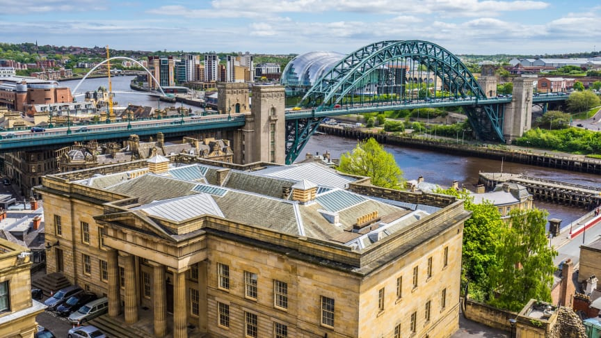 The 'These Islands: Our Past, Present, and Future' conference will take place in Newcastle upon Tyne next week.