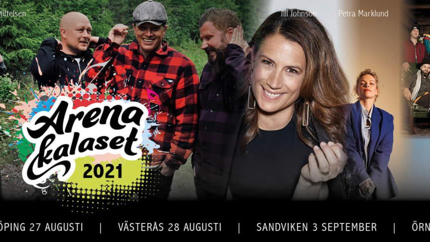 Artister ArenaKalaset 2021