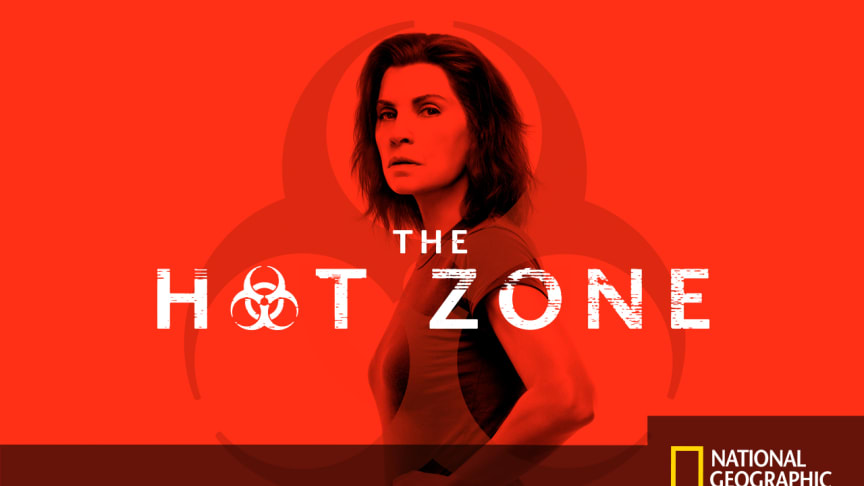 """Julianna Margulies har hovedrollen som Nancy Jaax i """"The Hot Zone (Foto: National Geographic)"""