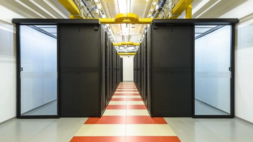 Schneider Electric leverer komplet datacenter-løsning til Teracom
