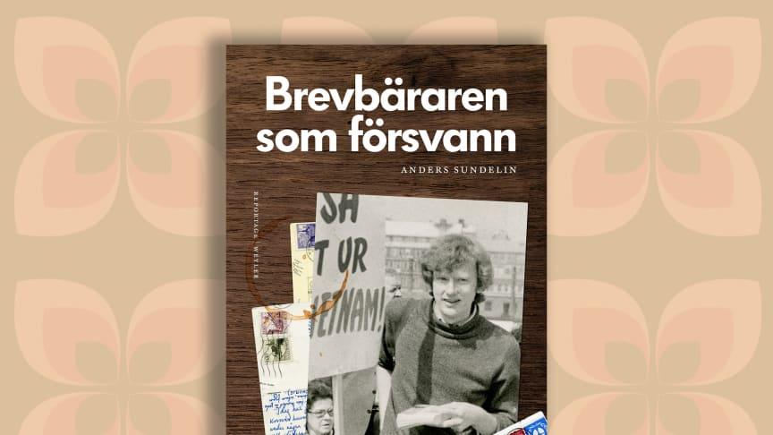 Brevbäraren som försvann - ny bok av Anders Sundelin