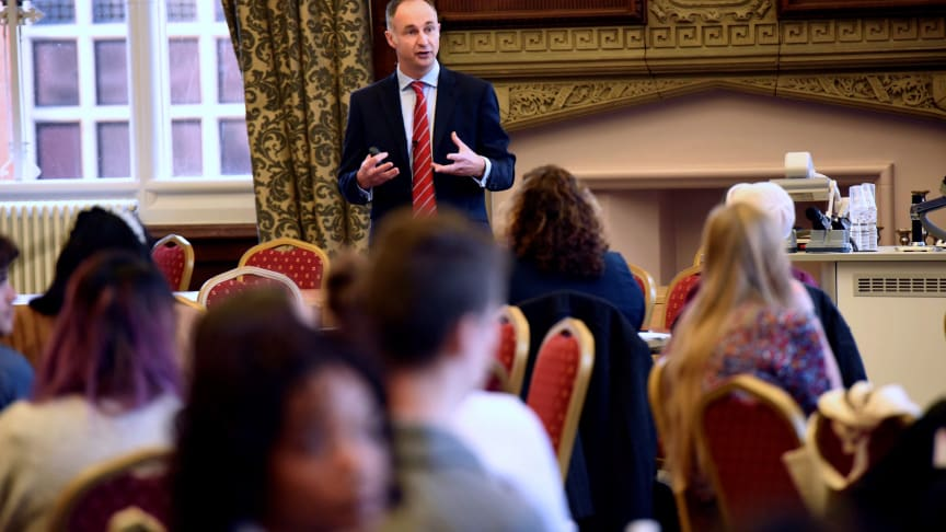 Professor John Reast, Pro Vice-Chancellor (International)
