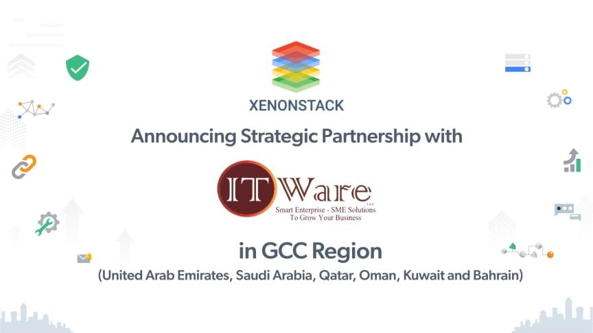 XenonStack Announces Strategic Partnership with ITWARE LLC, Dubai