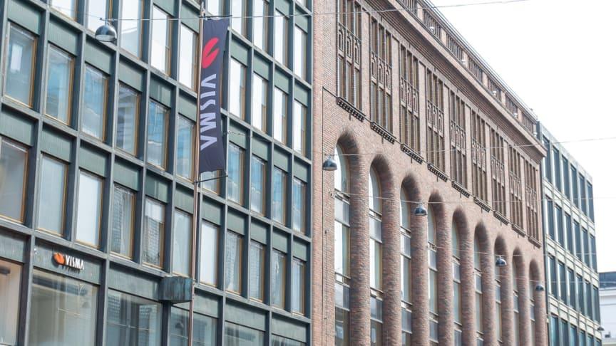 Ohjelmistoyhtiö Visman liikevaihto Suomessa nousi 206 miljoonaan euroon