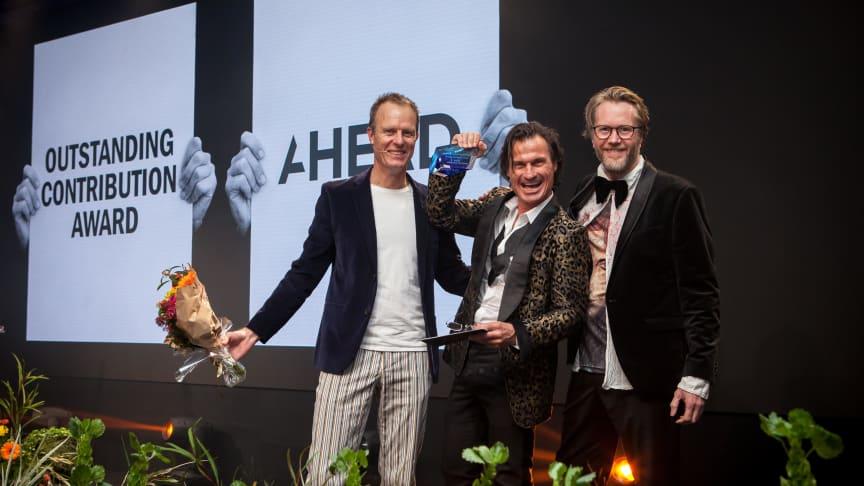 Stordalen hædret med international designpris
