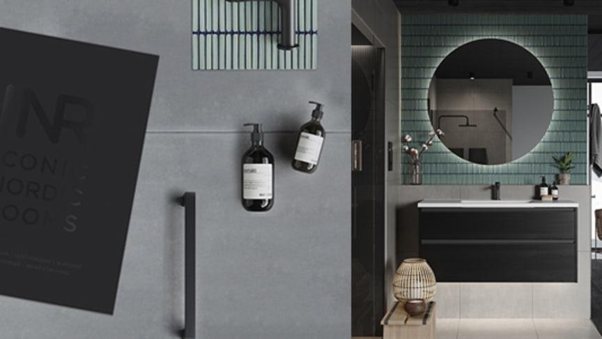 INR:n uusi kylpyhuonekuvasto 2020, jossa on ideoita ja tuotteita kestävään kylpyhuoneeseen.