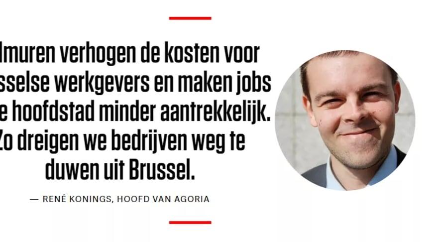René Konings: 'Tolmuren verhogen de kosten voor bedrijven'
