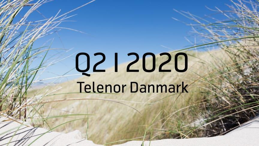 Fortsat kundevækst i Telenor Danmark