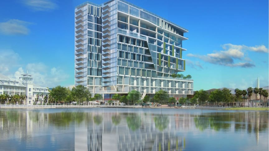 PARKROYAL Serviced Suites Hanoi (opening 2020)