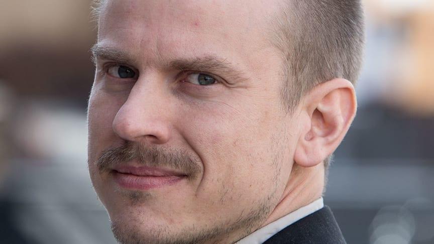 Nils Österström, vd Tebrito är redo att bygga upp en anläggning i Dalarna för produktion av insektsprotein