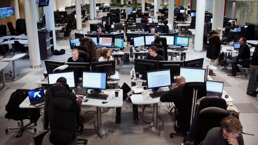 Uværet fører til utfall på mobil og bredbånd i Nordland. Telenor oppbemanner driftssenteret så lenge uværet varer.