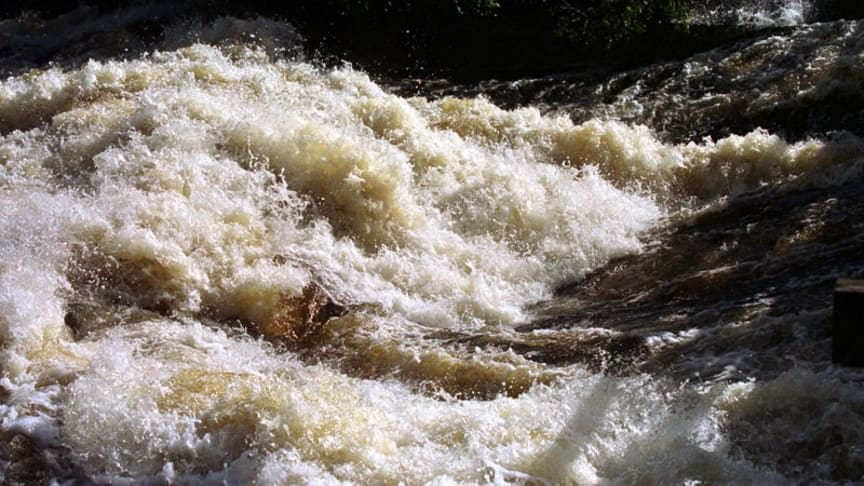 Vattenbrist och översvämning
