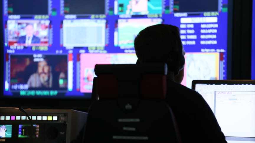 Red Bee Takes Over Playout Operations for BBC Persian and Arabic TV News Channels