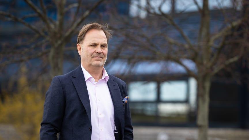 – Avtalen sikrer risikokapasitet for norske bedrifter, sier Morten Nordvold, Country Director for Atradius sin virksomhet i Norge og på Island.